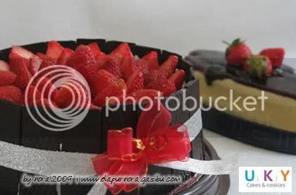 stroberi cake