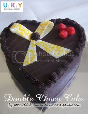 cake coklat bandung
