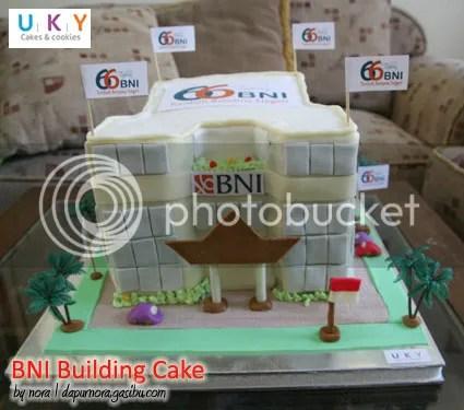 building cake bandung
