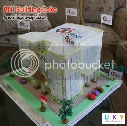 corporate anniversary cake bandung