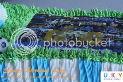 cake bola bandung