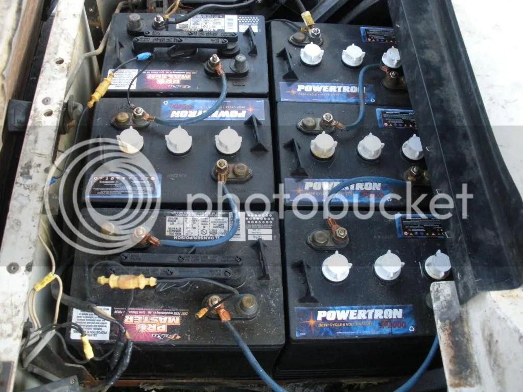 Wiring Diagram For Ez Go Golf Cart Battery
