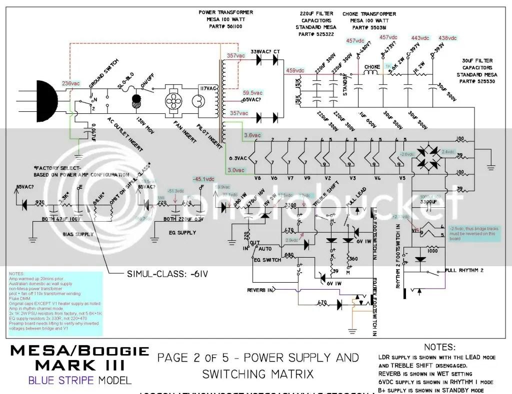 hight resolution of the boogie board u2022 view topic complete mark iii schematic egnater tweaker schematic mesa boogie mark one schematic