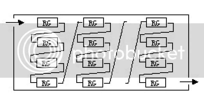 t r module block diagram