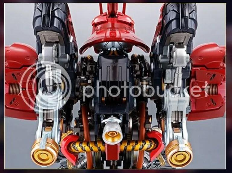GUNDAM:TR-1 改;BRENISS OX ZAKU II;EFREET KAI;ZETA - 超合金/玩具情報 - 情報區 - 經典日本特撮 動畫 卡通回憶 ※※~~oldcake ...
