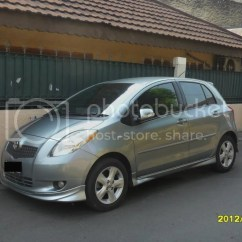 Toyota Yaris Trd Sportivo Bekas Bandung Grand New Avanza 1.5 Veloz At Jual 2006 Manual