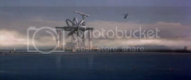 Image result for CONTACT movie spaceship