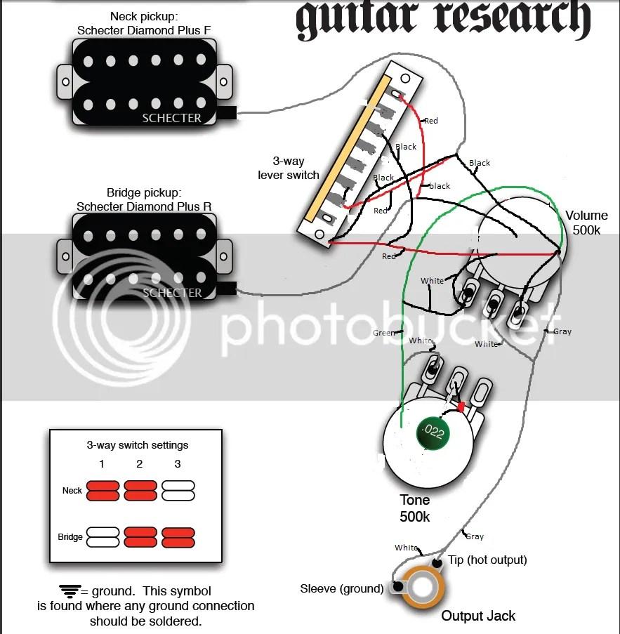 Hamer Guitar Wiring Diagrams | Wiring Diagram on