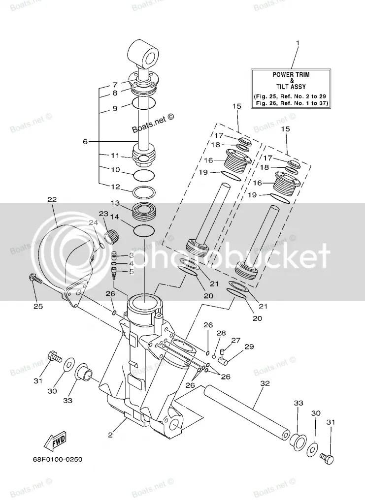 Yamaha Hpdi Outboard Wiring Diagrams