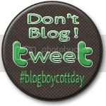 Tweet, Don't Blog