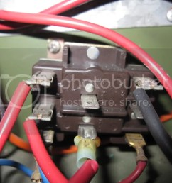 the old motor has 6 wires and all were used 1 red 1 white 1 black 1 brown attached to the capacitor 1 brown w white stripe attached to the capacitor [ 1024 x 768 Pixel ]