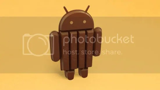 Android 4.4 Kitkat coming soon