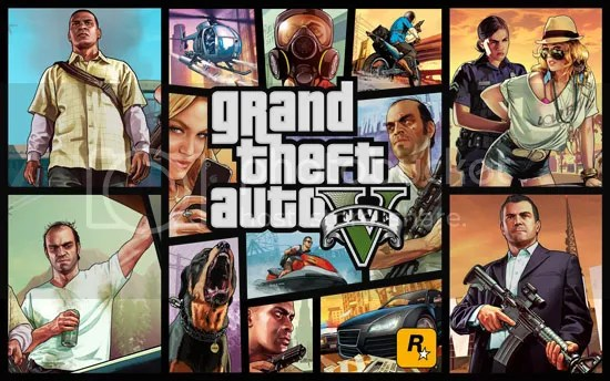 GTA 5 hit more than $1 billion sales in 3 days