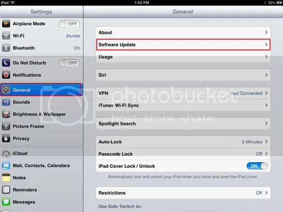 How to update iPhone 4s, iPhone 5, iPad, iPad Mini and other iOS 6 device to iOS 7