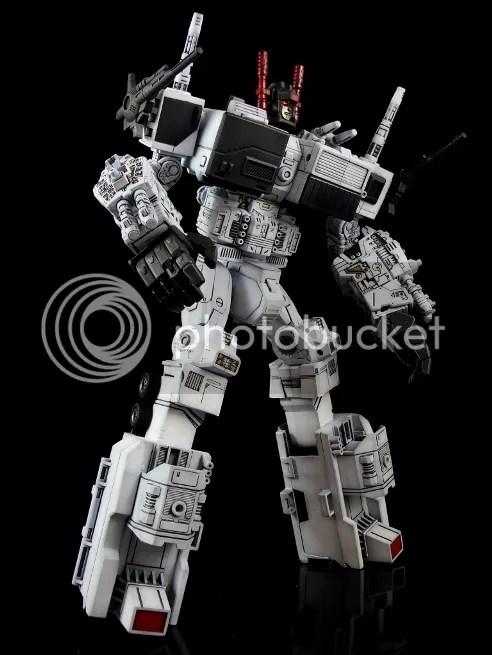 Custom Transformers Supreme Metroplex eBay