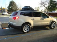 How to add the Roof Rail crossbars. - Chevy Traverse Forum ...