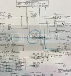 subaru impreza fog light relay wiring diagram