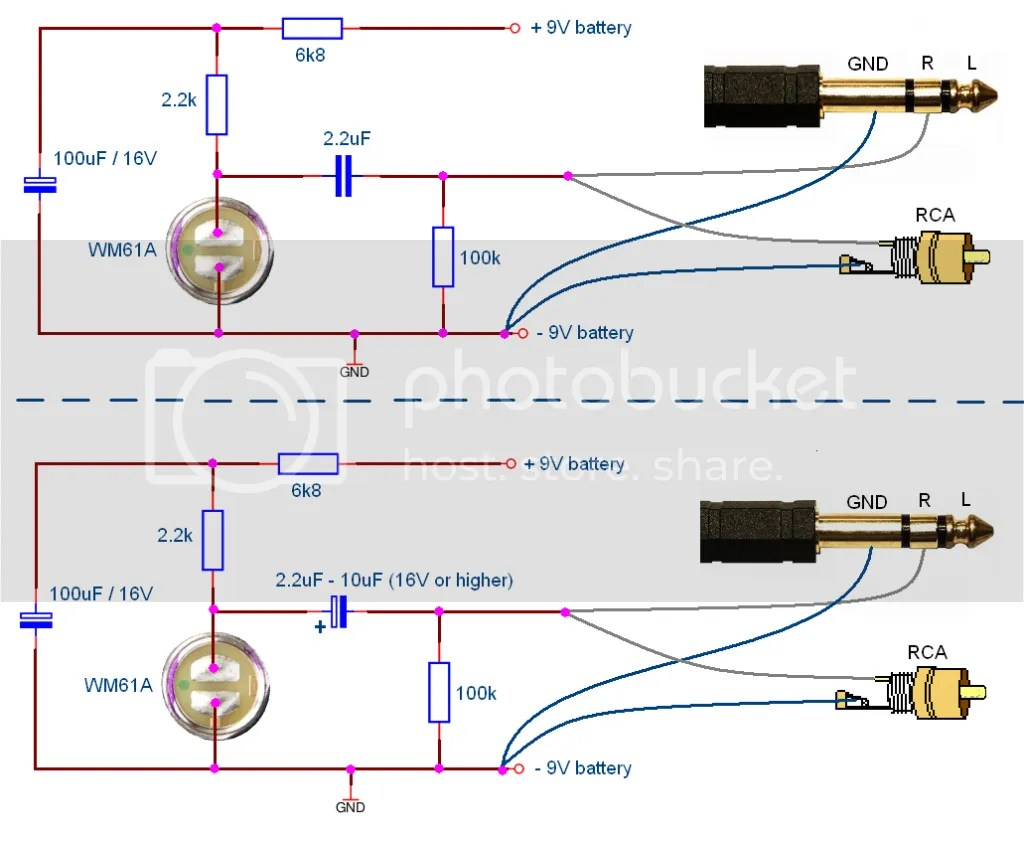 hight resolution of rca plug polarity diagram wiring diagram third levelbuild a headphone test rig tips diy audio heaven