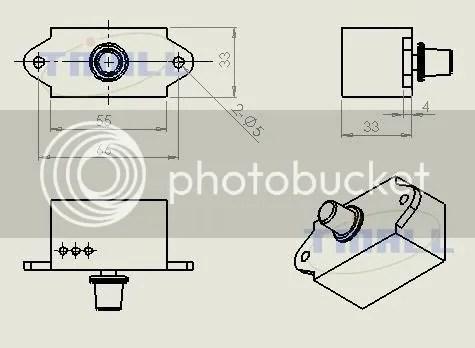 PWM DC Motor Speed Control 6A AMP 12-24V VOLT 13KHZ