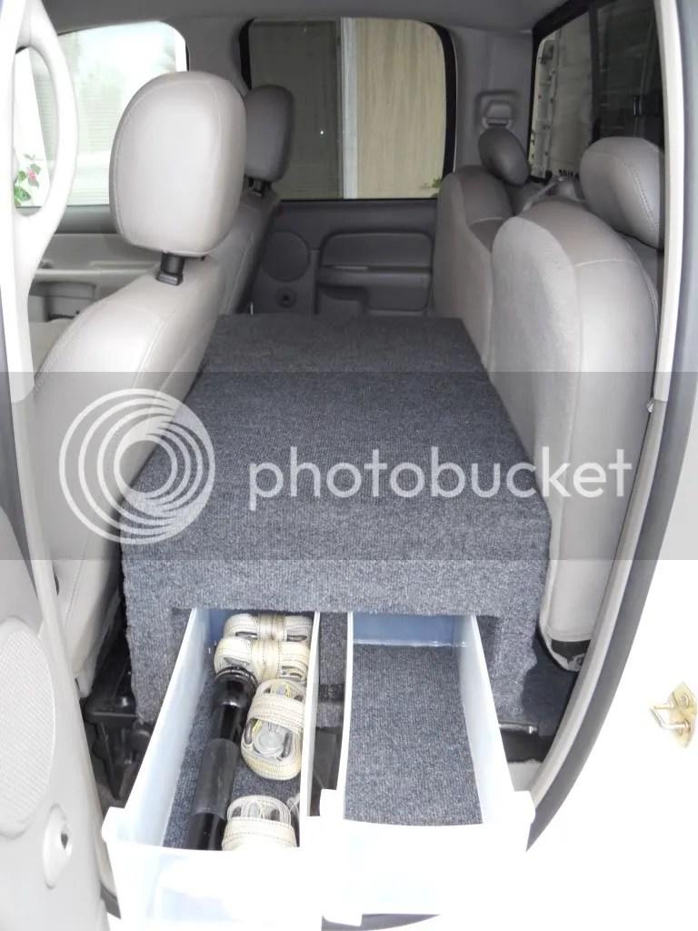 06 Dodge Ram Fuse Box Rv Net Open Roads Forum Truck Campers Back Seat Storage