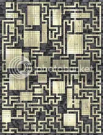 Mapa 2 criado no demonweb - estilo steampunk