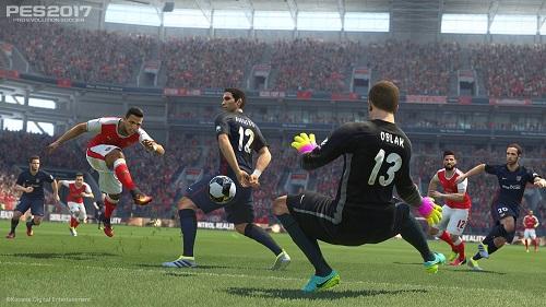 Pro Evolution Soccer 2017 PAL XBOX360-COMPLEX