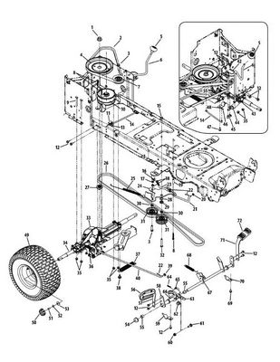 Cars and technology: Cub cadet ltx 1040 parts
