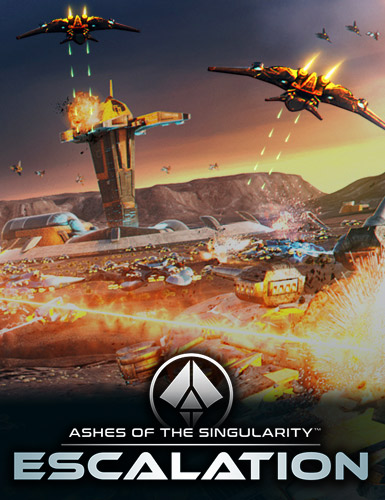 65cad6adb2e38d899ff22515a0a2564e - Ashes of the Singularity: Escalation – v2.90.69534 + 12 DLCs