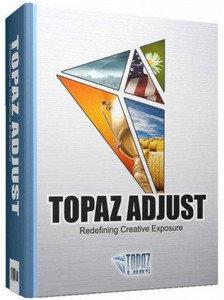 Topaz Adjust 5.2.0.Mac OS X