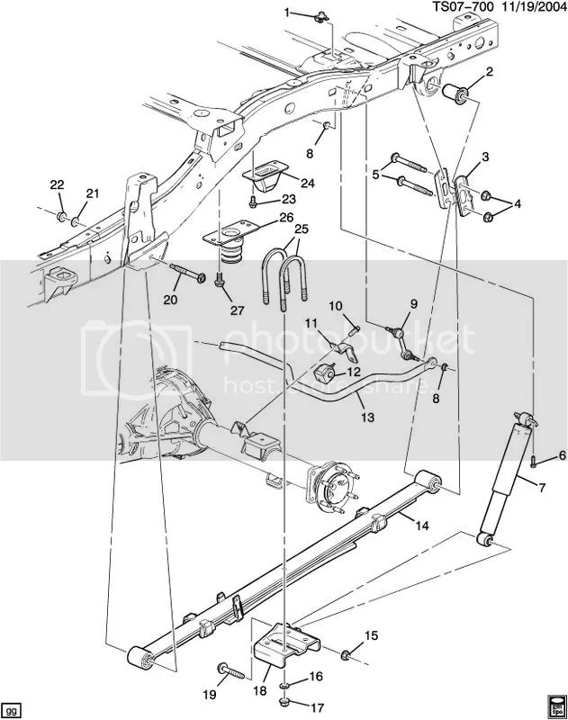 Chevrolet Colorado Parts Diagram http://coloradofans.com