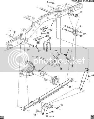 Part Diagrams  Page 2  Chevrolet Colorado & GMC Canyon Forum