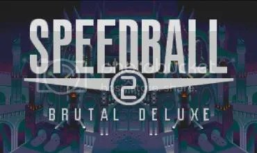 Speedball 2 Logo