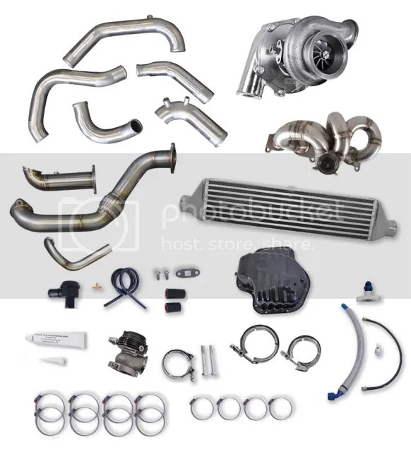 Guaging Intrest in a turbo kit. Need some insight