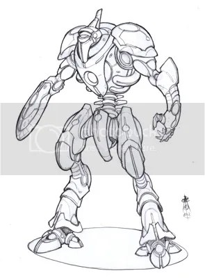 Robot MVP