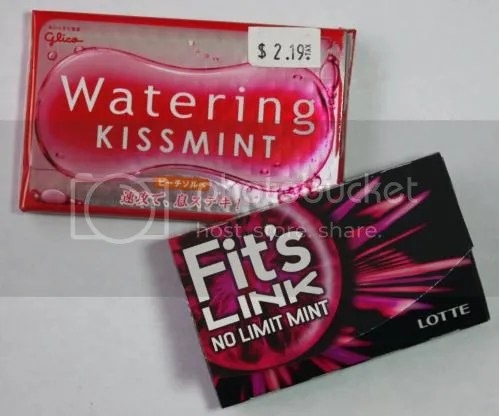 Watering Kissmint and Fit's Link No Limit Mint