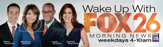Fox Houston Anchor Morning 26