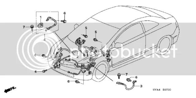 2010 Honda Civic Si Engine Diagram. Honda. Auto Wiring Diagram