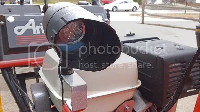 Led Light Snowblower