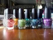 makeup megan lisa frank nails
