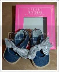 My First Weitzmans Designer Baby Shoes Review & Giveaway 9/30