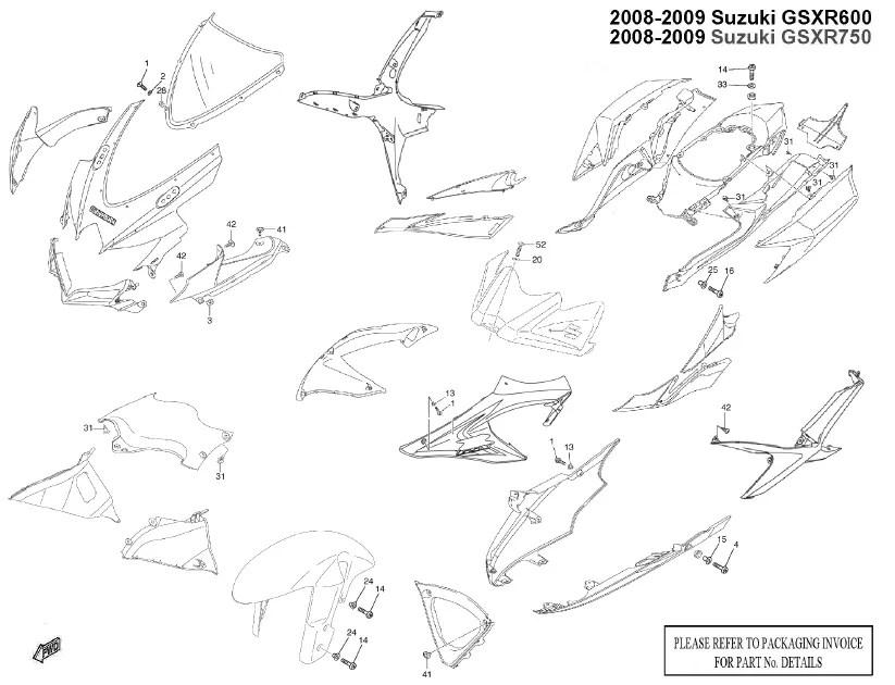 06 Suzuki Gsxr 600 Wiring Diagram, 06, Free Engine Image