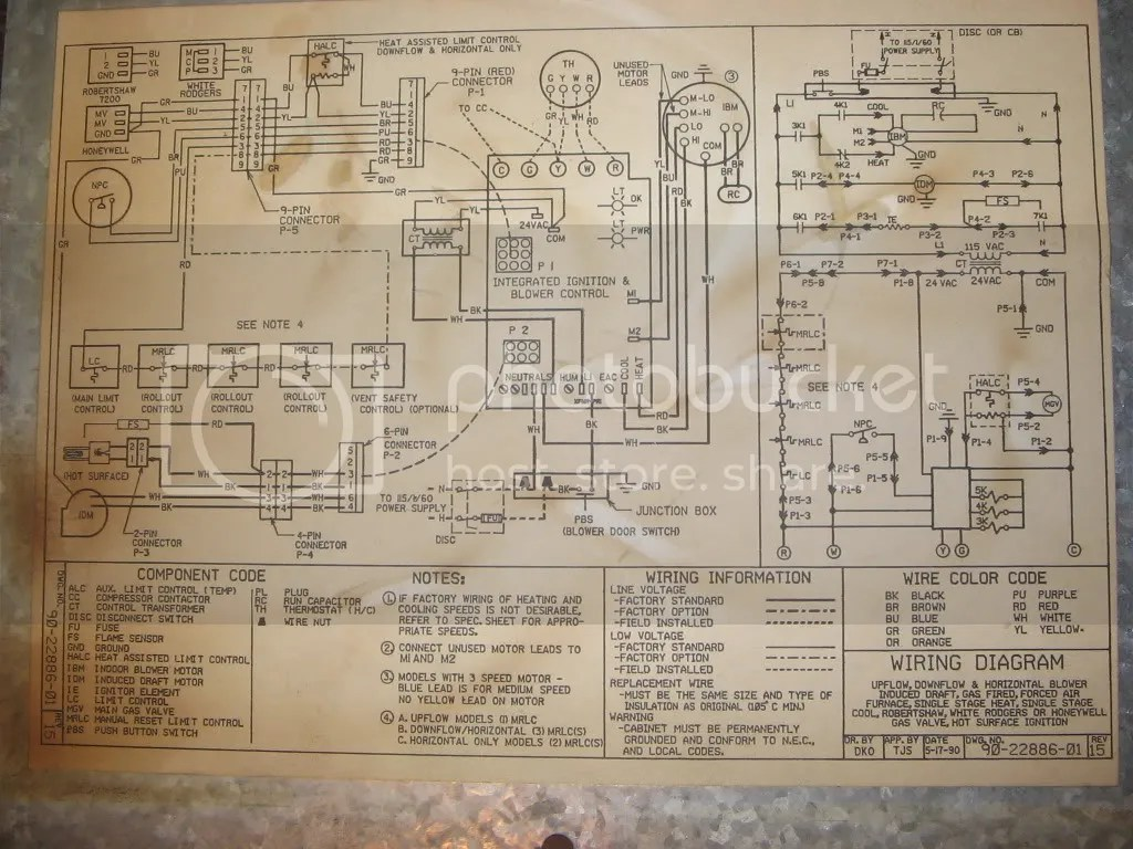 Old Gas Furnace Diagram Free Download Wiring Diagram Schematic