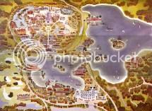 Old Walt Disney World Resort Maps