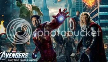 filem The Avengers