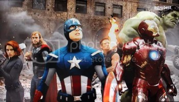 the avengers di saluran astro best