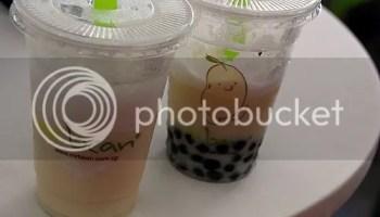 Classic soya & Icy Pearly Soya Milk