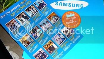 Samsung AppStar 2012