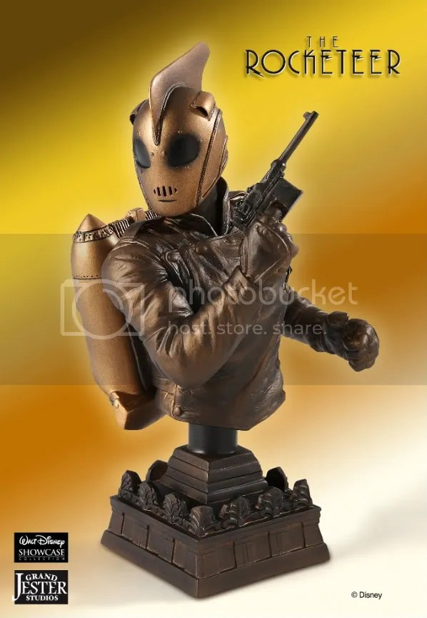 The Rocketeer - Grand Jester Studios