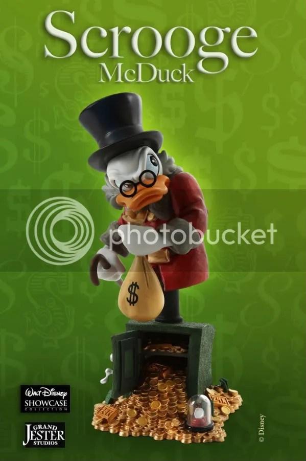 Scrooge McDuck - Grand Jester Studios