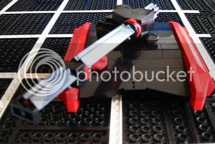 Lego Tron Chad Mealey 4